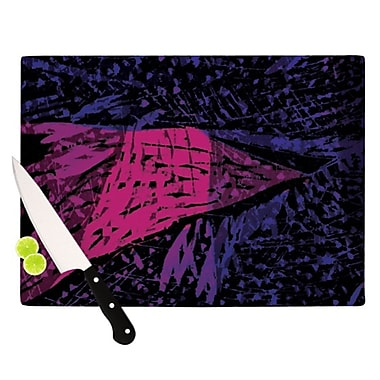 KESS InHouse Family 6 Cutting Board; 11.5'' H x 15.75'' W