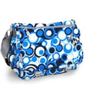 J World Terry Campus Messenger Bag; Blue