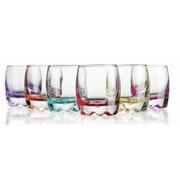 Home Essentials and Beyond 3.5 oz. Bottom Shot Glass (Set of 6)
