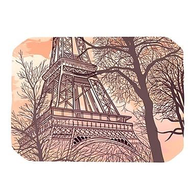 KESS InHouse Eiffel Tower Placemat