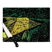 KESS InHouse Family 1 Cutting Board; 11.5'' H x 15.75'' W