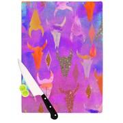 KESS InHouse Rodeo Cutting Board; 11.5'' H x 15.75'' W