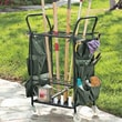 JJ International Garden Tool Caddy with Casters