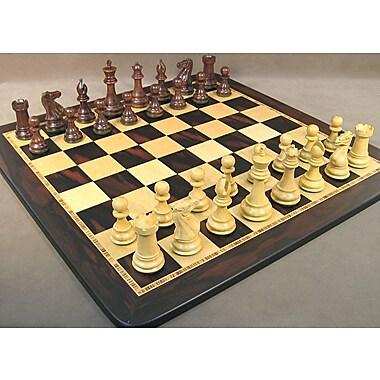 WorldWise Chess Sheesham Exclusive Chess Set