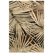 Safavieh Palms Coconut/Brown Area Rug; 7'9'' x 9'9''