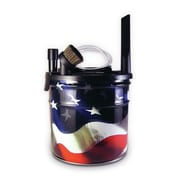 Love-Less Ash Co. Bobcat Separator American Flag