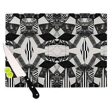 KESS InHouse Tessellation Cutting Board; 11.5'' H x 8.25'' W
