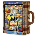 MasterPieces Kate Ward Thacker Route 66 1000 Piece Jigsaw Puzzle