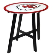 Fan Creations NFL Pub Table; Kansas City Chiefs