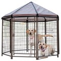 Advantek 60'' Gazebo Pet Pen