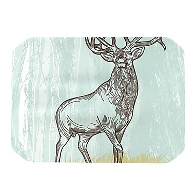 KESS InHouse Elk Scene Placemat