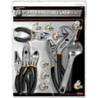 WILMAR Plier & Adj Wrench 8Pc Set Q