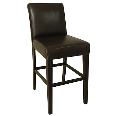Carolina Accents Tavern Bar Stool with Cushion (Set of 2)