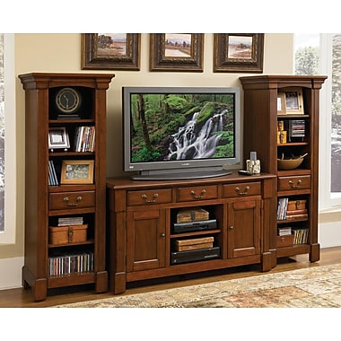 Home Styles Aspen Entertainment Center