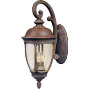 Wildon Home   Recoco 1 - Light Outdoor Wall Mount; 20'' H x 8'' W