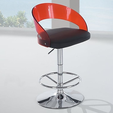 Global Furniture USA Adjustable Bar Stool