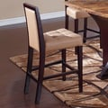 Global Furniture USA Bar Stool with Cushion