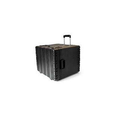 CH Ellis 12'' Rolling Rotational Mold Foam Filled Case in Black