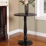 InRoom Designs Pedestal Plant Stand; Black