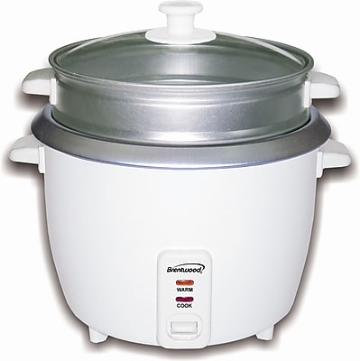 Brentwood Rice Cooker/Steamer; 4 Cups WYF078275602319