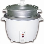 Brentwood Rice Cooker/Steamer; 5 Cups