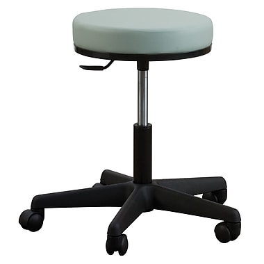 Oakworks Height Adjustable Premium Stool w/ Swivel Seat; Espresso