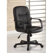 Innovex High-Back Leather Office Chair