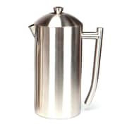 Frieling Brushed Stainless Steel French Press; 36 Oz.