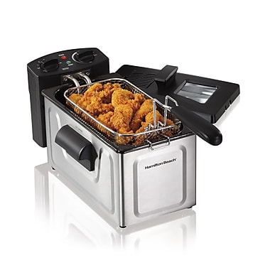 Hamilton Beach 1.9 Liter Deep Fryer