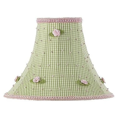 Jubilee Collection 10.25'' Silk Empire Lamp Shade