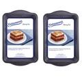 Entenmann's Bakeware Classic Baking Pan (Set of 2)