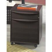 Jesper Office Jesper Office Filing Cabinet in Wood 3465022; Espresso