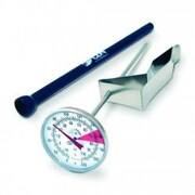CDN ProAccurate Insta-Read Beverage and Frothing Thermometer; 7.5'' H x 1.5'' W x 1.5'' D