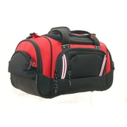 Netpack 23'' Deluxe Travel Duffel; Red