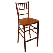 Advanced Seating Chiavari 30'' Bar Stool; Fruitwood