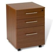 Jesper Office Jesper Office Professional 100 Series Mobile Filing Cabinet; Cherry