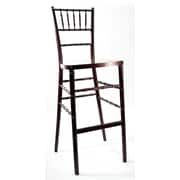 Advanced Seating Chiavari 30'' Bar Stool; Mahogany