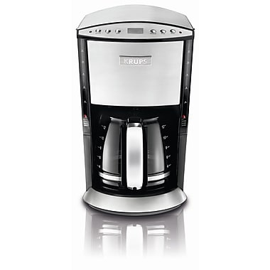 Krups 12 Cup Filter Coffee Maker