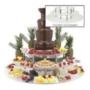 Buffet Enhancements Chocolate Fountain Display Riser