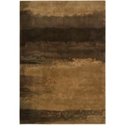 Calvin Klein Rugs Luster Wash Copper Area Rug; 8'3'' x 11'