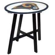Fan Creations NFL Pub Table; St. Louis Rams