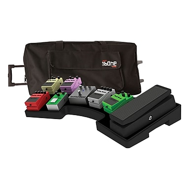 Gator Cases Molded Mega PE Pedal Board and Carry Bag with Wheels