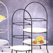 Creative Home Iron Works 3 Tier Dessert Plate Rack