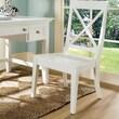 Steve Silver Furniture Oslo Desk Chair; Multi-Step White