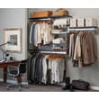 Orginnovations Inc Arrange a Space Best Closet System; 84'' H x 84'' W x 11.75'' D