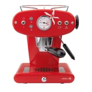 Illy Caffe & Espresso Francis Francis for illy X1 iperEspresso Machine; Red