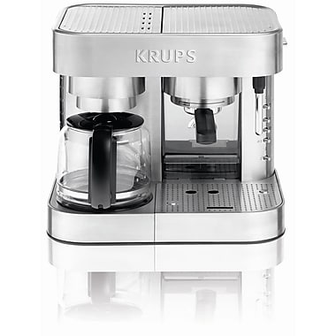 Krups Combo Coffee/Espresso Maker | Staples®