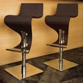 LumiSource Viva 28'' Adjustable Bar Stool