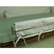 Val Med Kodel Synthetic Sheepskin Bed Rail Pad (Set of 2)