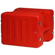 Gator Cases Gator Pro Series Rack Case; Red